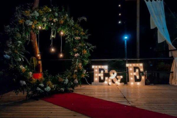 Eventos de boda en Finca Hotel Wayra